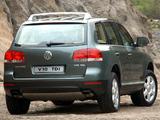 Pictures of Volkswagen Touareg V10 TDI ZA-spec 2002–07
