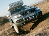 Pictures of Volkswagen Touareg Individual Expedition 2005