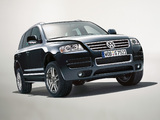 Pictures of Volkswagen Touareg Exclusive Edition 2006