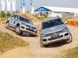 Pictures of Volkswagen Touareg V6 TDI Terrain Tech Paket 2010