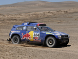 Pictures of Volkswagen Race Touareg 3 2010