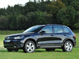 Pictures of Volkswagen Touareg V6 TDI UK-spec 2010