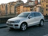 Pictures of Volkswagen Touareg V6 FSI 2010