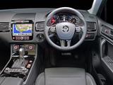 Pictures of Volkswagen Touareg V6 TDI ZA-spec 2010