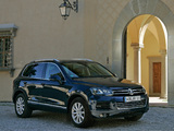 Pictures of Volkswagen Touareg Hybrid 2010