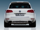 Pictures of Je Design Volkswagen Touareg Hybrid 2011