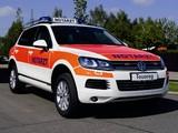 Pictures of Volkswagen Touareg Notarzt 2011