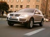 Volkswagen Touareg V6 3.2 2002–06 photos