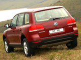 Volkswagen Touareg R5 TDI ZA-spec 2003–07 images