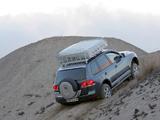 Volkswagen Touareg Individual Expedition 2005 photos