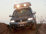 Volkswagen Touareg Individual Expedition 2005 wallpapers