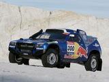 Volkswagen Race Touareg 2 2006–10 photos