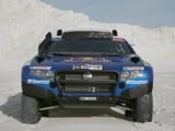 Volkswagen Race Touareg 2 2006–10 pictures