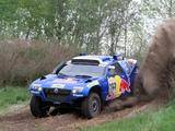 Volkswagen Race Touareg 2 2006–10 wallpapers