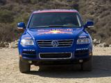 Volkswagen Touareg V10 TDI Pikes Peak 2006 wallpapers