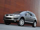 Volkswagen Touareg V8 US-spec 2007–09 photos