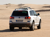 Volkswagen Touareg V6 TDI 2007–10 photos