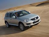 Volkswagen Touareg V6 TDI 2007–10 pictures