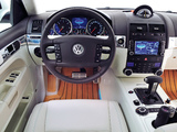 Volkswagen Touareg North Sails Concept 2008 photos
