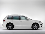 Volkswagen Touareg V6 TDI North Sails 2008 photos