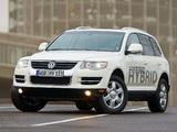 Volkswagen Touareg V6 TSI Hybrid Prototype 2009 pictures