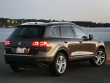 Volkswagen Touareg V6 TDI US-spec 2010 images