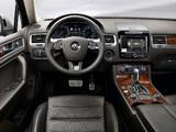 Volkswagen Touareg Hybrid 2010 images