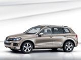 Volkswagen Touareg Hybrid 2010 photos