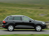 Volkswagen Touareg V6 TDI UK-spec 2010 photos