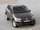 Volkswagen Touareg V6 TDI ZA-spec 2010 photos