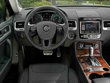 Volkswagen Touareg Hybrid US-spec 2010 photos