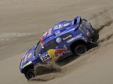 Volkswagen Race Touareg 3 2010 wallpapers