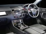 Volkswagen Touareg V6 TDI ZA-spec 2010 wallpapers