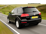Volkswagen Touareg V6 TDI UK-spec 2010 wallpapers