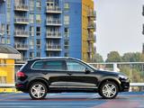 Volkswagen Touareg V8 TDI UK-spec 2010 wallpapers