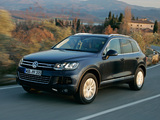 Volkswagen Touareg Hybrid 2010 wallpapers