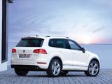 Volkswagen Touareg V8 TDI R-Line 2011 images