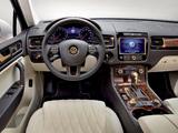 Volkswagen Touareg V8 TDI Gold Edition Concept 2011 images