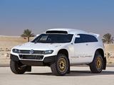 Volkswagen Race Touareg 3 Qatar Concept 2011 photos