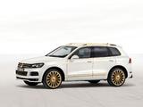 Volkswagen Touareg V8 TDI Gold Edition Concept 2011 photos