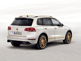 Volkswagen Touareg V8 TDI Gold Edition Concept 2011 pictures