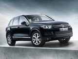 Volkswagen Touareg Edition X 2012 wallpapers