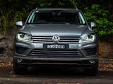 Volkswagen Touareg V6 TDI Wolfsburg Edition AU-spec (7P) 2016 images