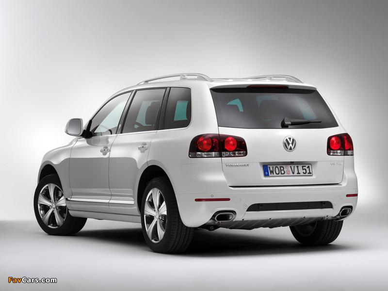 Volkswagen Touareg V6 TDI North Sails 2008 wallpapers (800 x 600)