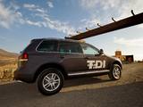 Volkswagen Touareg V6 TDI Clean Diesel 2009 wallpapers