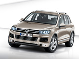 Volkswagen Touareg Hybrid 2010 wallpapers