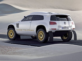 Volkswagen Race Touareg 3 Qatar Concept 2011 wallpapers