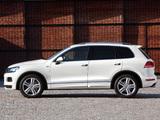 Volkswagen Touareg V8 TDI R-Line 2011 wallpapers