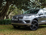 Volkswagen Touareg V6 TDI Wolfsburg Edition AU-spec (7P) 2016 wallpapers
