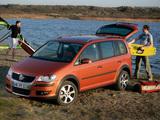 Images of Volkswagen CrossTouran 2007